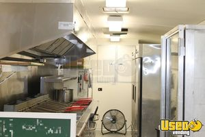 2010 Cvg3625w All-purpose Food Trailer Stainless Steel Wall Covers North Carolina Diesel Engine for Sale