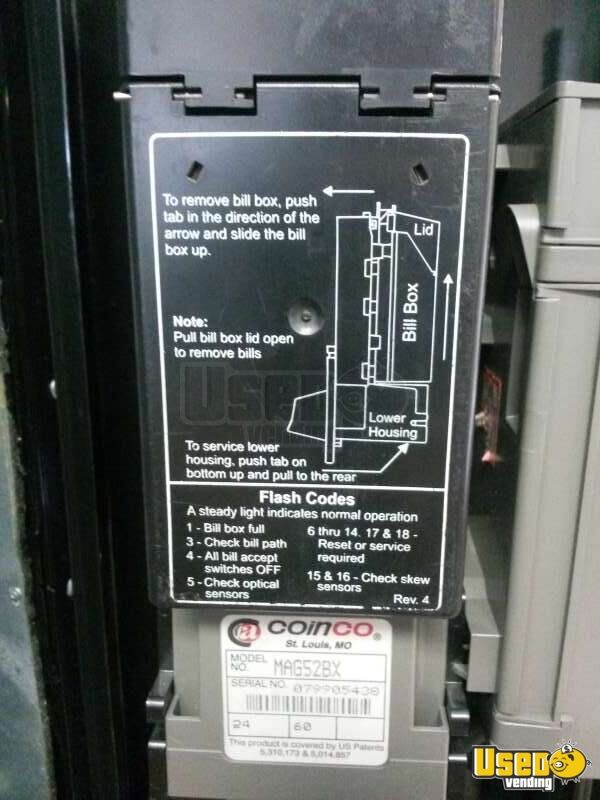 2010 Dixie Narco Soda Machine 3 Florida for Sale - 3