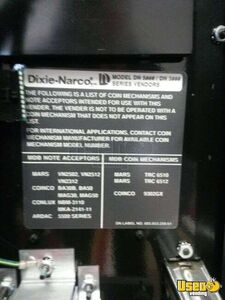 2010 Dixie Narco Soda Machine 4 Florida for Sale