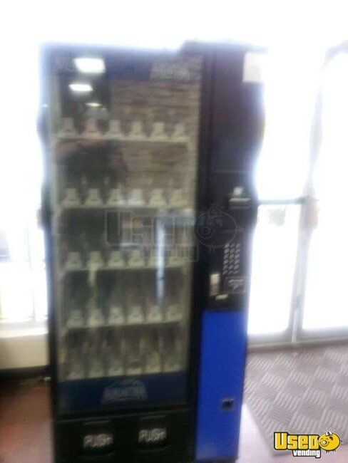 2010 Dixie Narco Soda Machine Florida for Sale