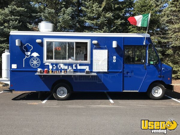2010 E350 Kitchen Food Truck All-purpose Food Truck Ohio Gas Engine for Sale