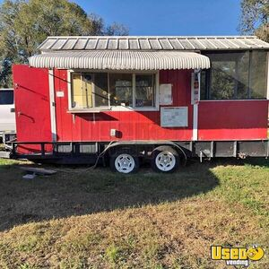 2010 Food Concession Trailer Concession Trailer Concession Window Florida for Sale