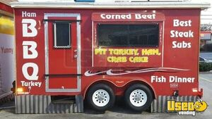 2010 Food Concession Trailer Concession Trailer Concession Window Maryland for Sale
