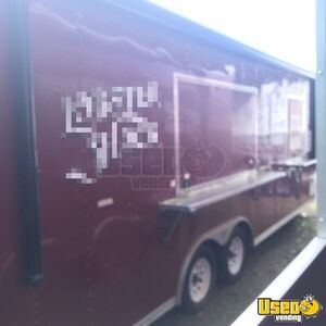 2010 Food Concession Trailer Kitchen Food Trailer Spare Tire Connecticut for Sale