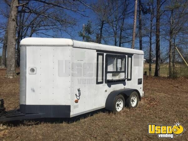 Food Concession Trailer For In Alabama