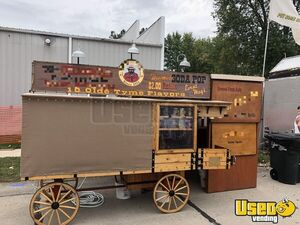 2010 Kayes Coach Wagon #8 Beverage - Coffee Trailer Deep Freezer Indiana for Sale