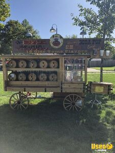 2010 Kayes Coach Wagon #8 Beverage - Coffee Trailer Soda Fountain System Indiana for Sale