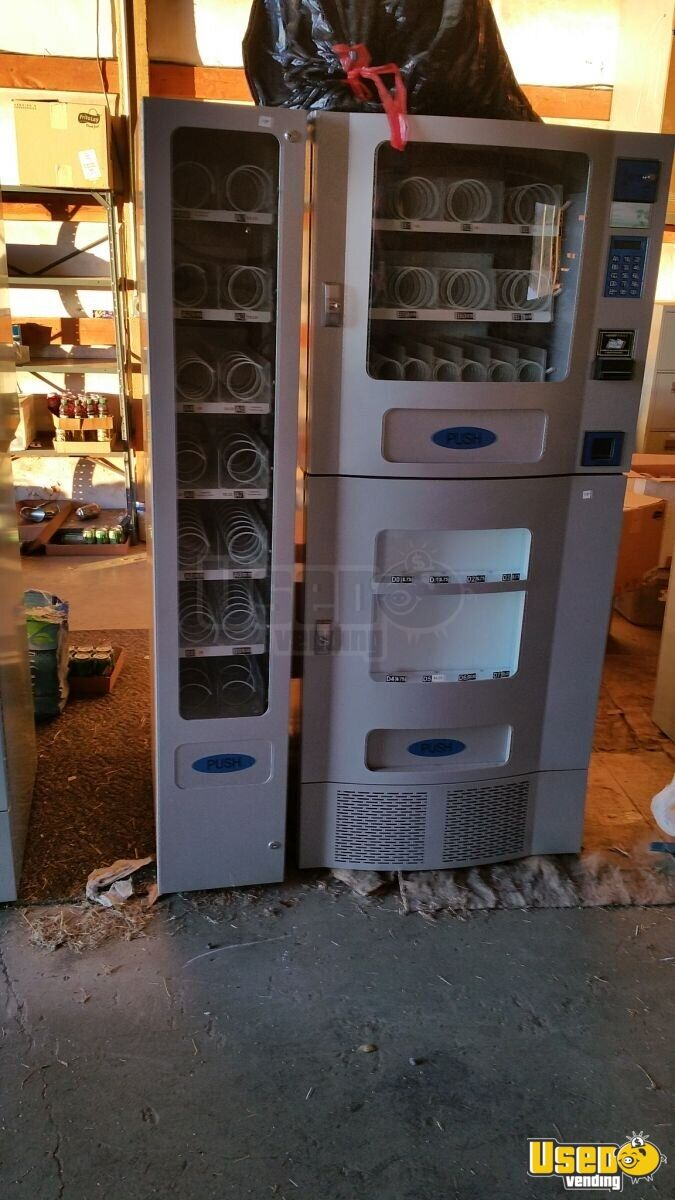 2010 Planet Antares Antares Office Deli Vending Combo 2 Idaho for Sale - 2