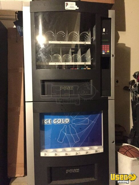 2010 Rc 850/800 Vending Combo California for Sale