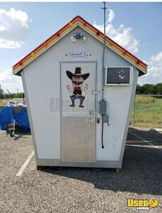 2010 Snowball Trailer Air Conditioning Texas for Sale
