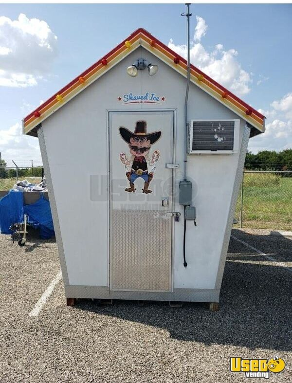 2010 Snowball Trailer Air Conditioning Texas for Sale - 2