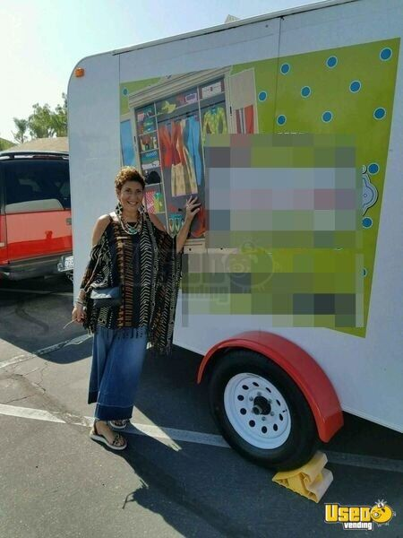 2010 So Cal Traliers Mobile Boutique Truck California for Sale