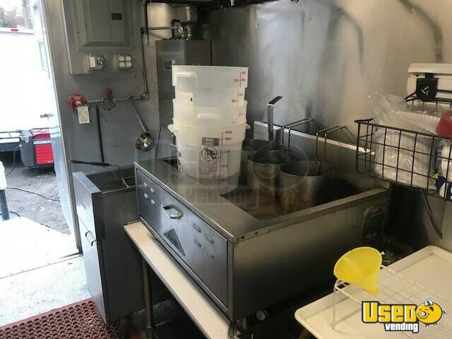 2011 All-purpose Food Trailer Deep Freezer Florida for Sale - 5