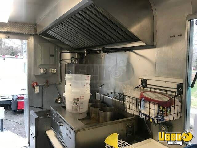 2011 All-purpose Food Trailer Refrigerator Florida for Sale - 6