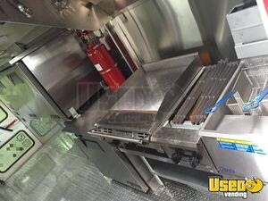 2011 Bustaurant Kitchen Food Truck All-purpose Food Truck Fire Extinguisher California for Sale