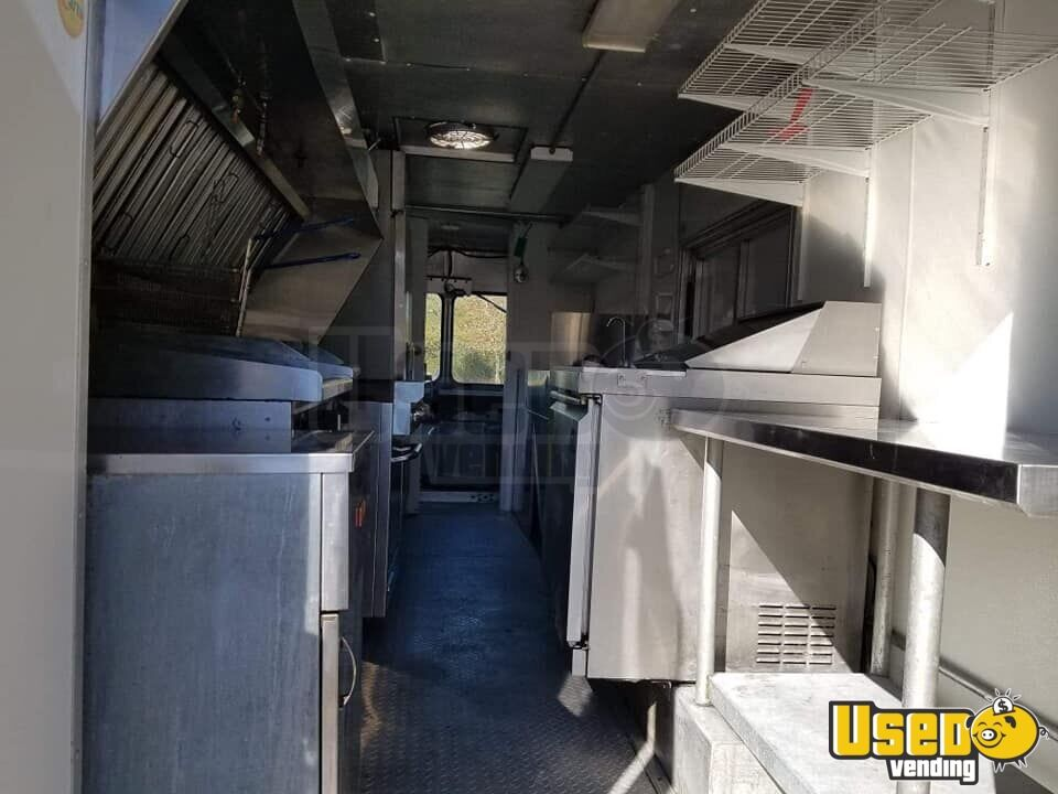 2011 Chameleon All-purpose Food Truck Concession Window Alabama for Sale - 2