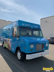 2011 Custom Built Kitchen Food Truck All-purpose Food Truck California for Sale