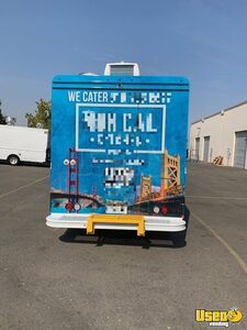 2011 Custom Built Kitchen Food Truck All-purpose Food Truck Insulated Walls California for Sale