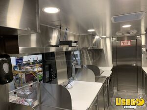 2011 Custom Built Kitchen Food Truck All-purpose Food Truck Prep Station Cooler California for Sale