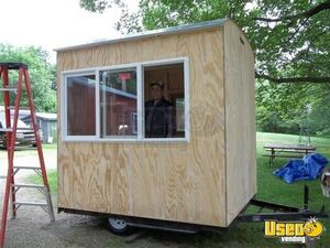2011 Custom, Custom All-purpose Food Trailer Awning Wisconsin for Sale