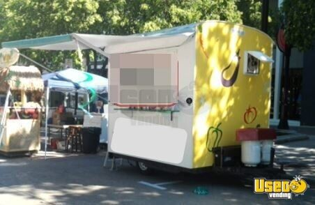 2011 Custom, Custom All-purpose Food Trailer Flatgrill Wisconsin for Sale - 11