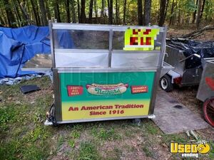 2011 Custom Designed And Built Food Cart Fire Extinguisher Pennsylvania for Sale