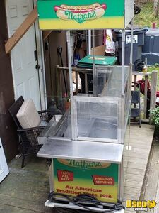 2011 Custom Designed And Built Food Cart Hot Dog Warmer Pennsylvania for Sale