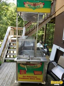 2011 Custom Designed And Built Food Cart Pennsylvania for Sale