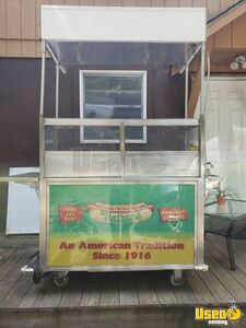 2011 Custom Designed And Built Food Cart Stovetop Pennsylvania for Sale