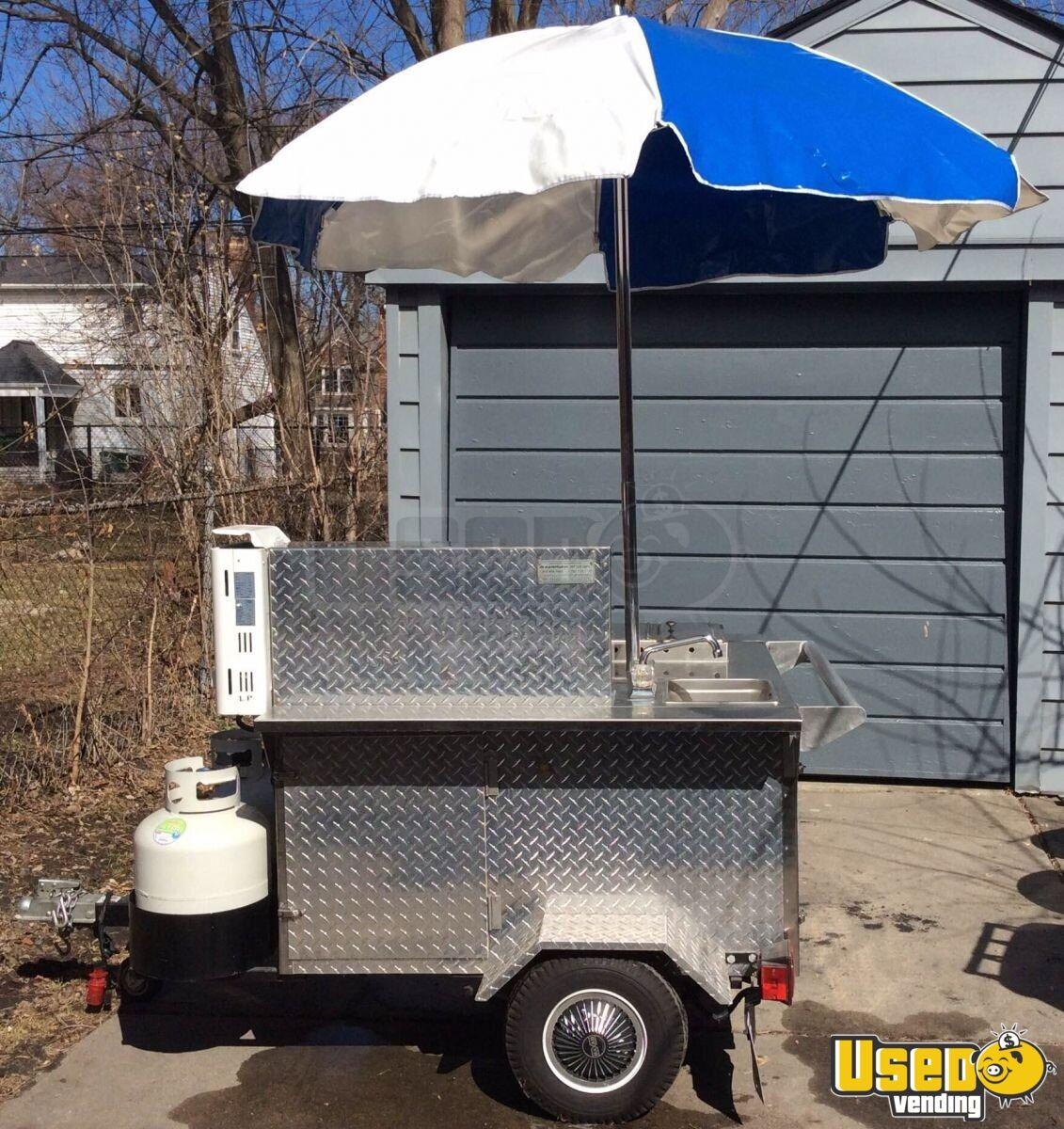 Dreammaker Hot Dog Cart Food Cart For Sale In Michigan