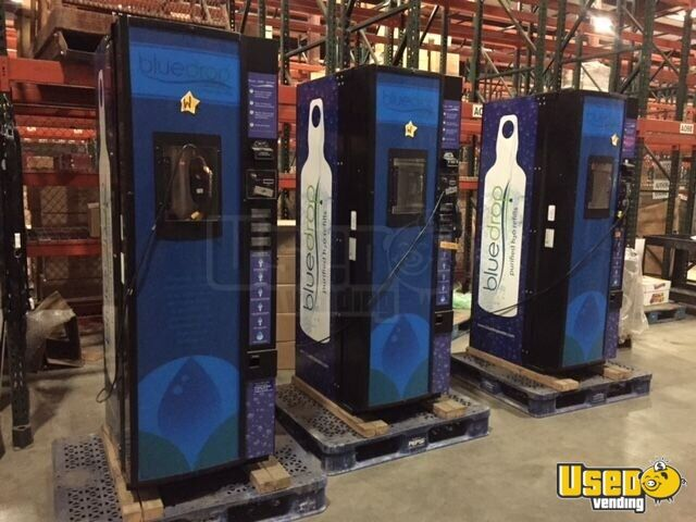 2011 Ecos Water Model M600-10 Royal Soda Machine 2 Massachusetts for Sale - 2