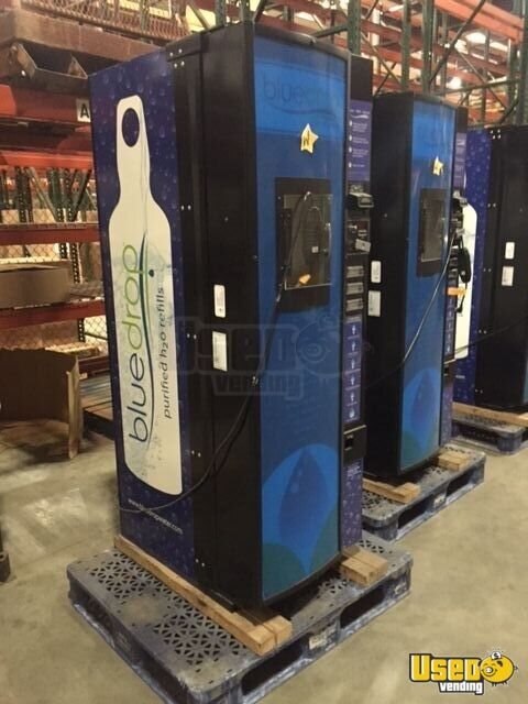 2011 Ecos Water Model M600-10 Royal Soda Machine Massachusetts for Sale