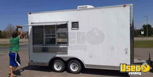2011 Food Concession Trailer Concession Trailer Air Conditioning Colorado for Sale