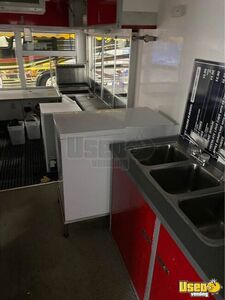 2011 Food Concession Trailer Concession Trailer Awning Ohio for Sale