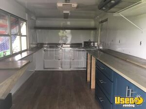 2011 Food Concession Trailer Concession Trailer Cabinets Alabama for Sale