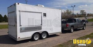 2011 Food Concession Trailer Concession Trailer Colorado for Sale
