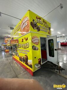 2011 Food Concession Trailer Concession Trailer Concession Window Ohio for Sale