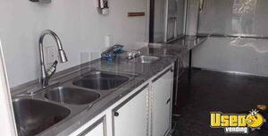 2011 Food Concession Trailer Concession Trailer Hand-washing Sink Colorado for Sale