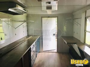 2011 Food Concession Trailer Concession Trailer Insulated Walls Alabama for Sale