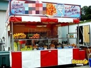 2011 Food Concession Trailer Concession Trailer Insulated Walls New York for Sale