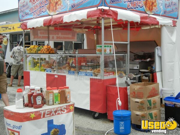 2011 Food Concession Trailer Concession Trailer New York for Sale