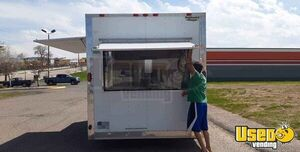 2011 Food Concession Trailer Concession Trailer Work Table Colorado for Sale