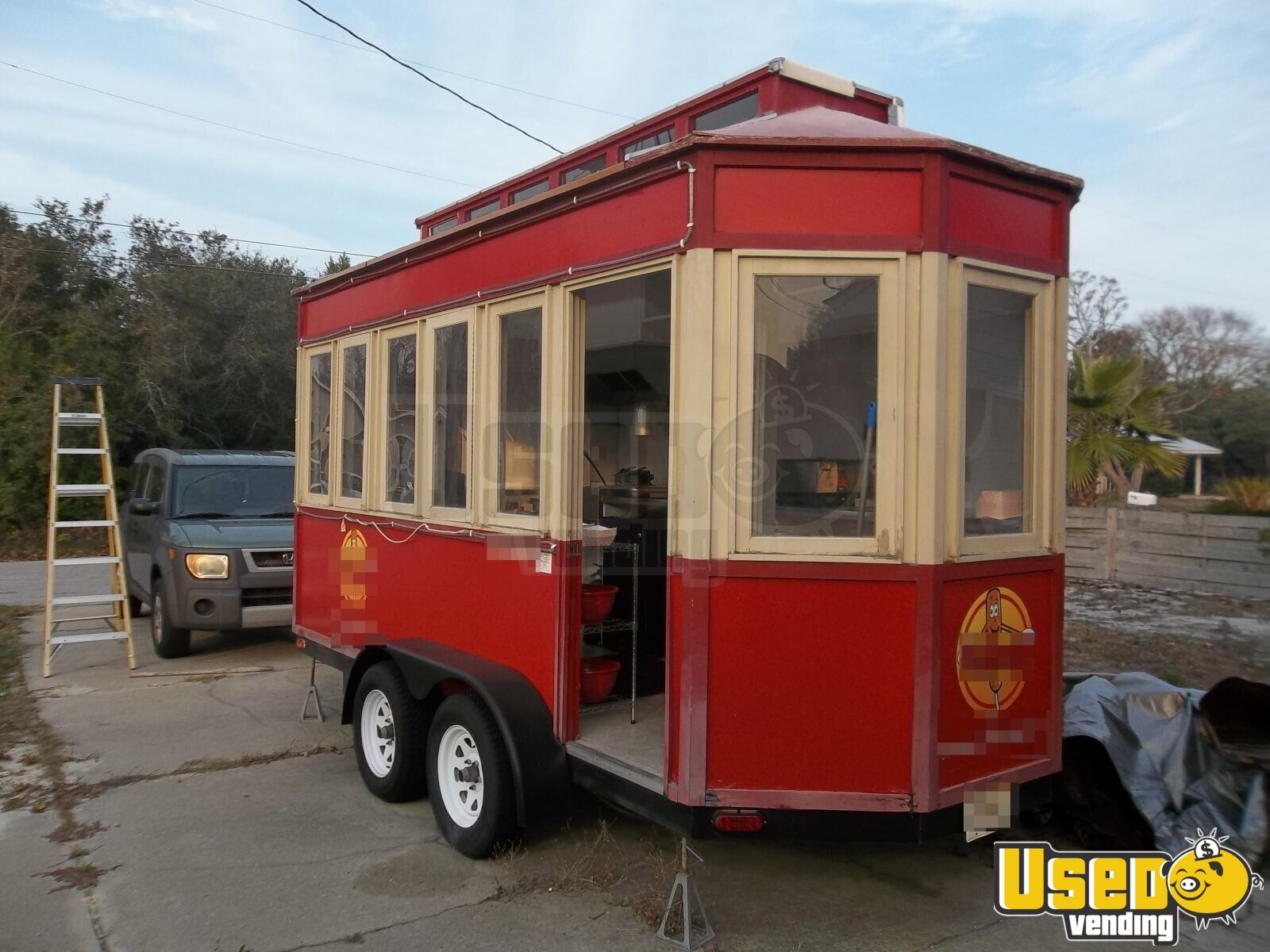 For Sale Used 2011 Concession Trailer In Florida Mobile