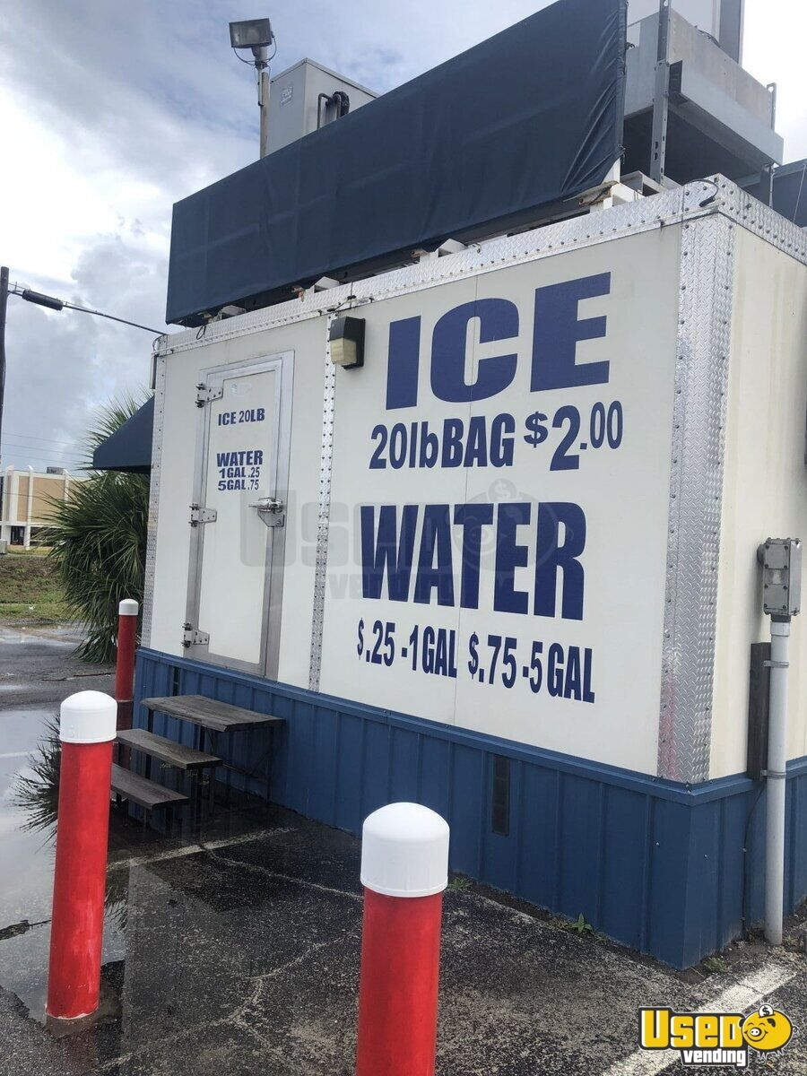 2011 Max Manufacturing Bagged Ice Machine 2 Florida for Sale - 2
