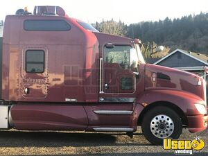 2011 T660 Kenworth Semi Truck Microwave Washington for Sale