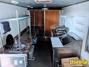 2011 Tsv7x16dt2 Food Concession Trailer Concession Trailer Salamander / Overhead Broiler Ohio for Sale