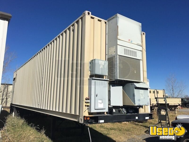 2011 Vanguard Party / Gaming Trailer Air Conditioning Oklahoma for Sale - 2