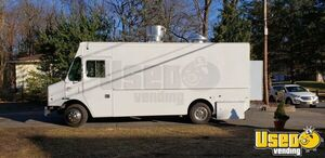 2011 Workhorse All-purpose Food Truck Air Conditioning New Jersey Diesel Engine for Sale