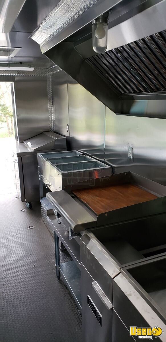 2011 Workhorse All-purpose Food Truck Convection Oven New Jersey Diesel Engine for Sale - 13