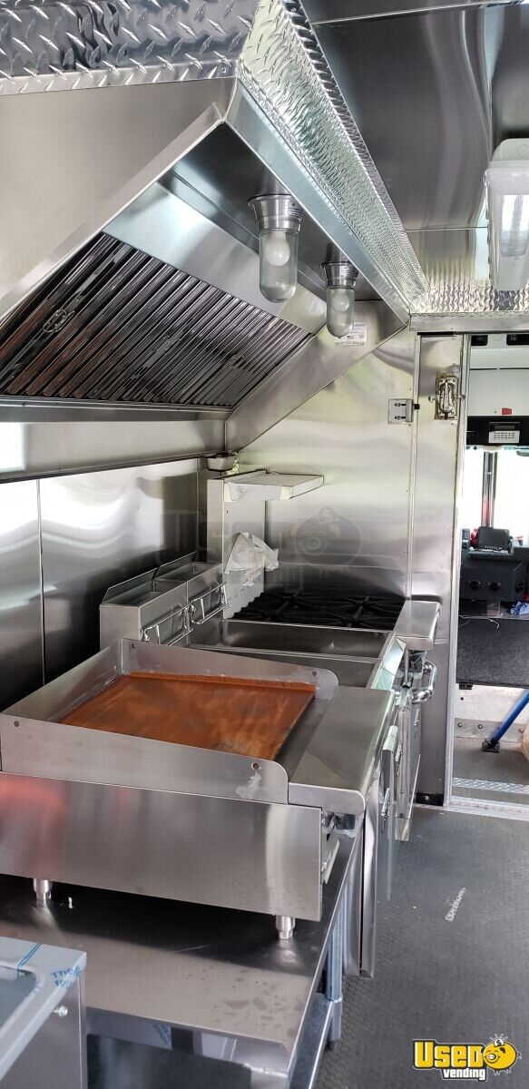 2011 Workhorse All-purpose Food Truck Fryer New Jersey Diesel Engine for Sale - 15